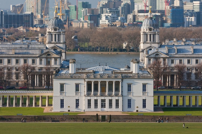 Queens House, Greenwich, London