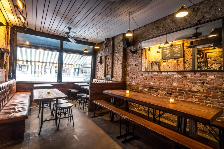Bua offers a daily happy hour