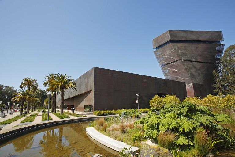 M. H. de Young Memorial Museum, San Francisco, California, USA