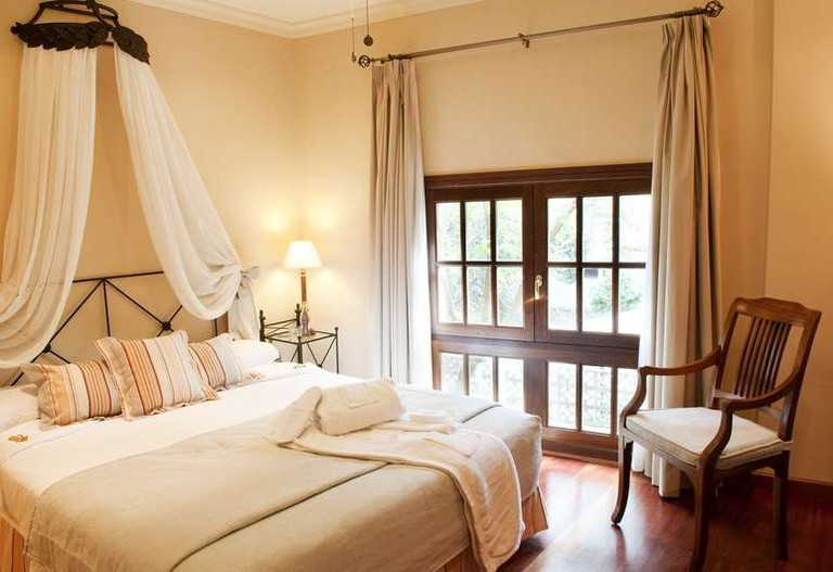 Hotel Laguna Nivaria's suites can sleep up to four people
