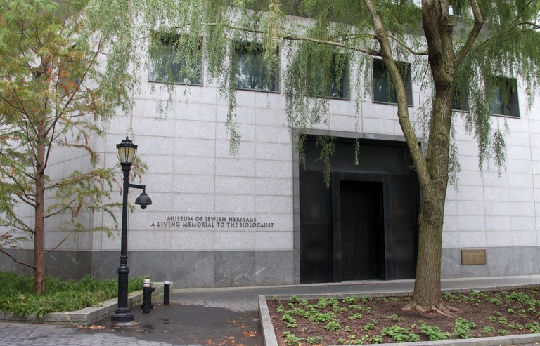 Jewish Museum in Battery Park