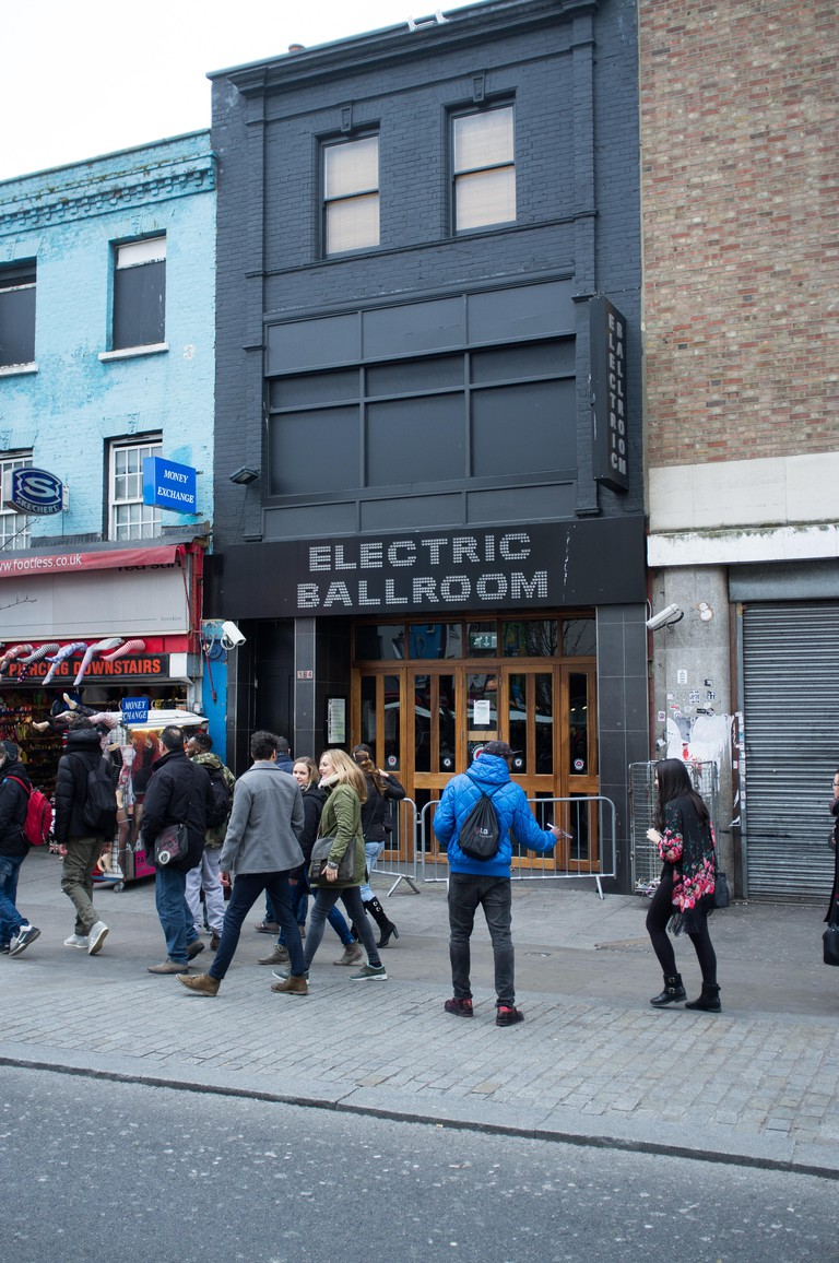 Electric Ballroom, Camden, London