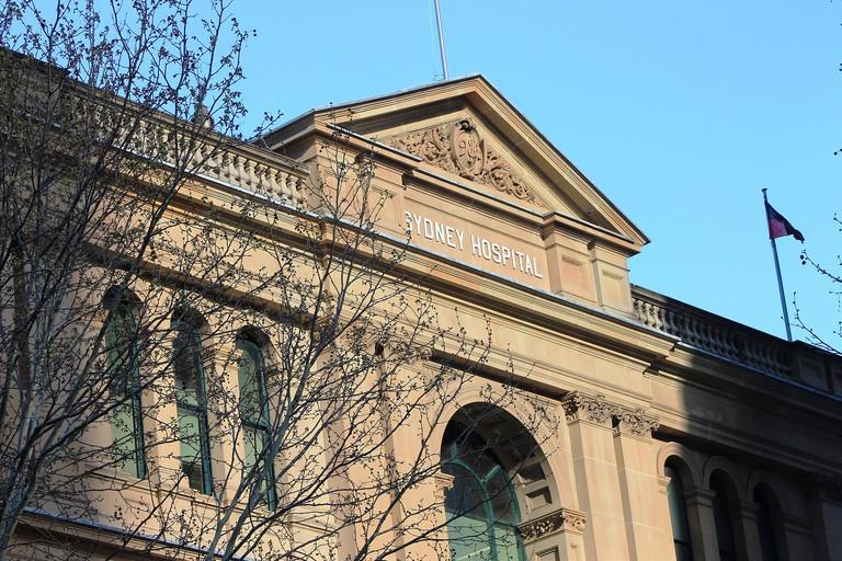 Facade of Sydney Hospital © Mertie / Flickr