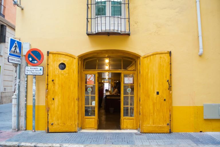 Antigua Casa de Guardia, wine bar