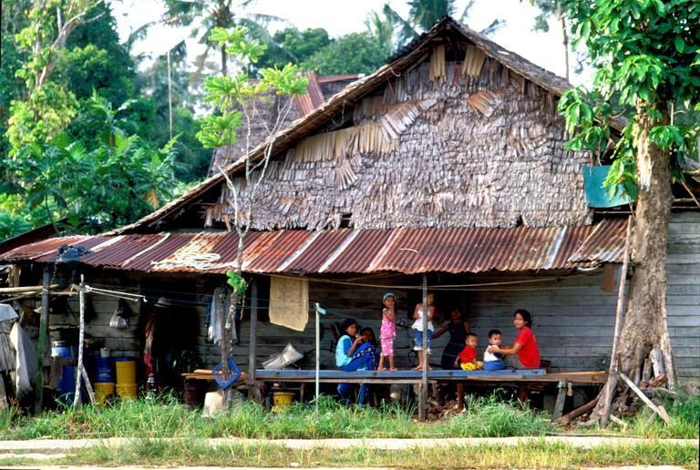Indonesia Bintan house in senggarang tanjung pinang