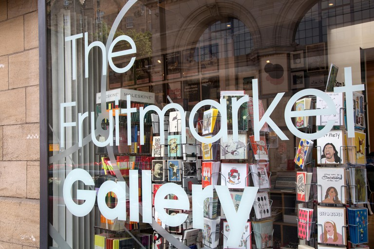 Fruitmarket Gallery, Edinburgh, Scotland, UK
