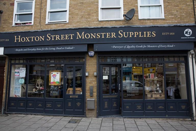 Hoxton Monster Supplies