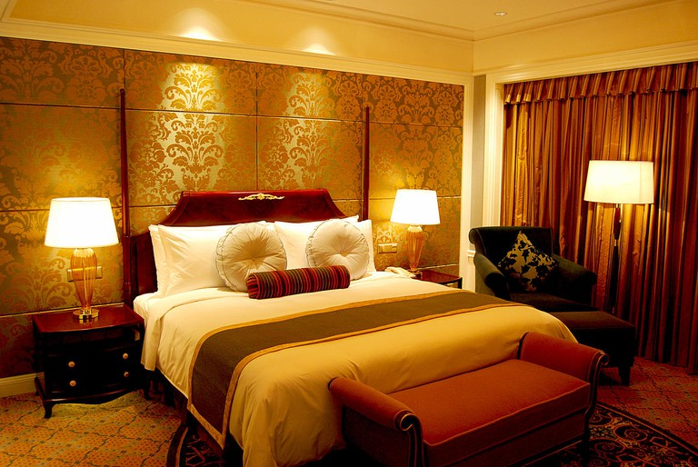 The Grand Central Hotel Shanghai is the height of luxury