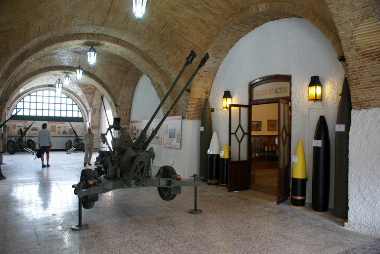 Military History Museum of Cartagena, Spain