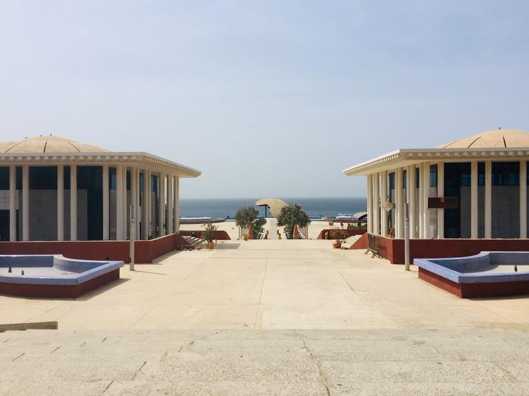 Place du Souvenir Africain Dakar