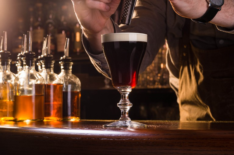 Irish coffee is the perfect late-night drink