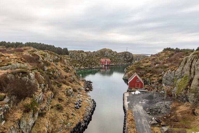 Rovaer in Haugesund, Norwegian west coast.