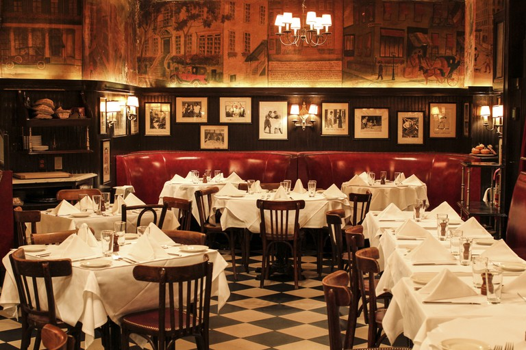Minetta Tavern, New York.