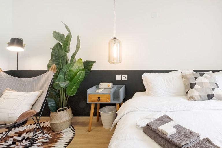 Modern design apartment near North Luogu Lane © Airbnb