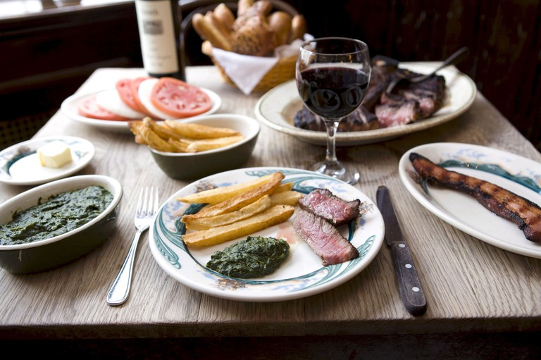 There are few steakhouses in New York City that are as charming as Peter Luger