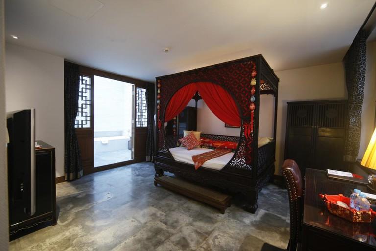 Shichahai Sandalwood Boutique Hotel, Beijing, China