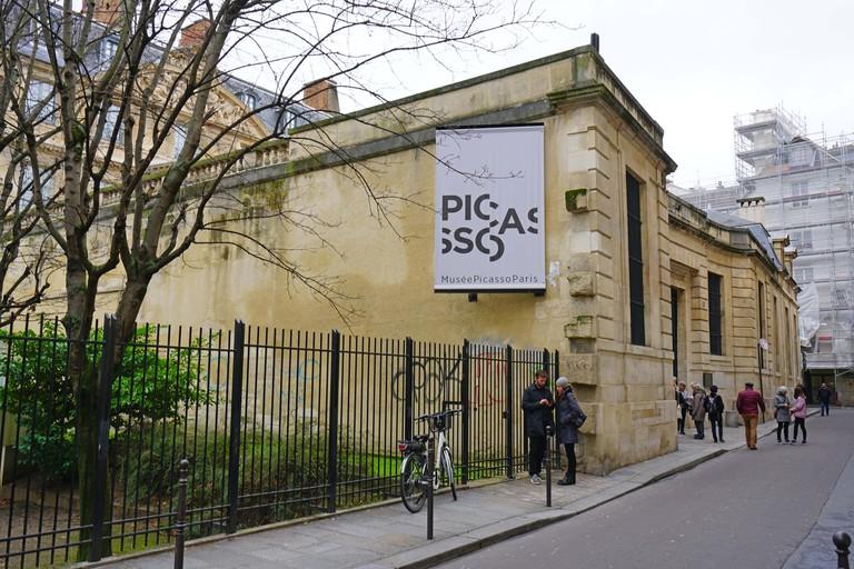 Musee Picasso, Paris