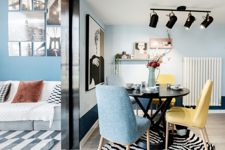 Sun-filled loft apartment © Airbnb