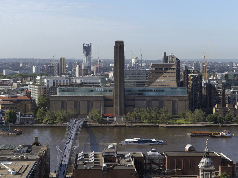 Tate Modern on South Bank houses an incredible collection of contemporary art