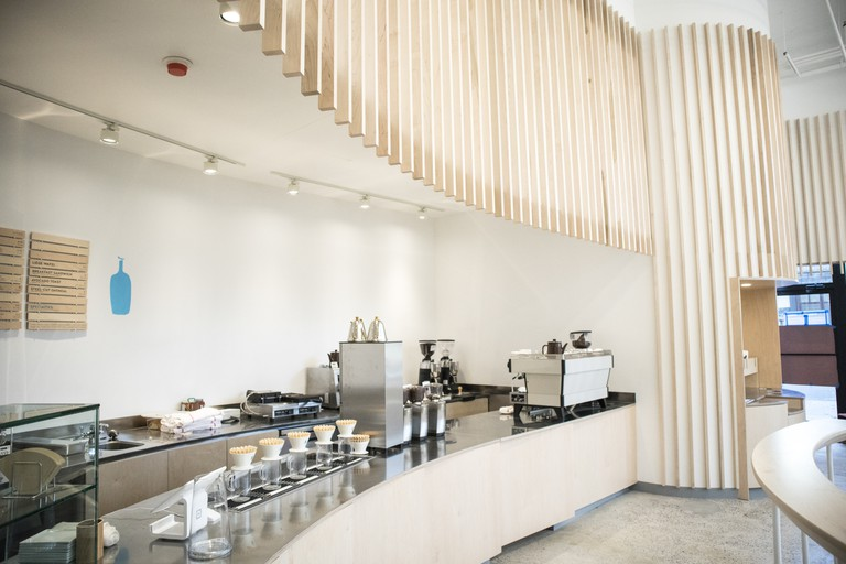 Blue Bottle Coffee, Brooklyn, New York