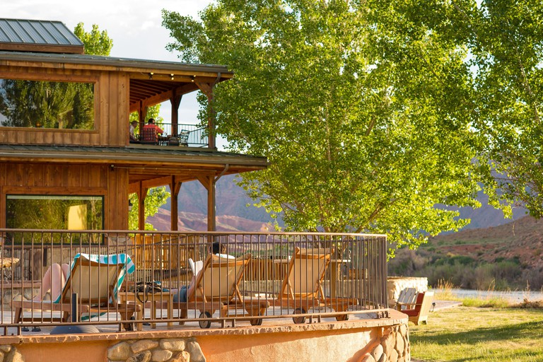 Sorrel River Ranch Resort and Spa, Moab