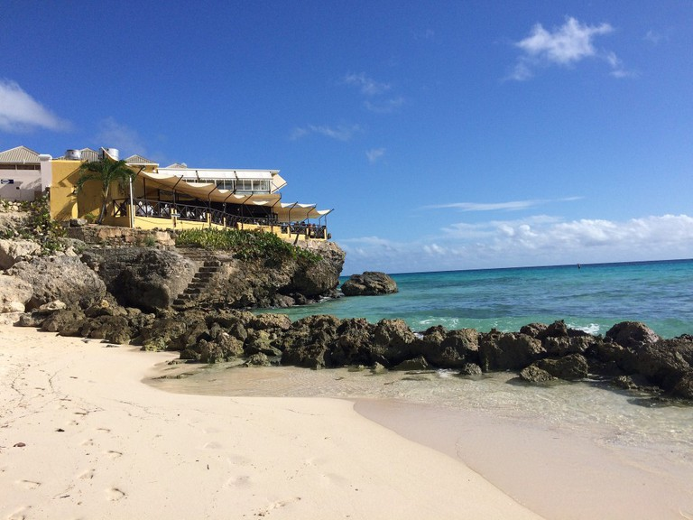 Champers Restaurant, Barbados