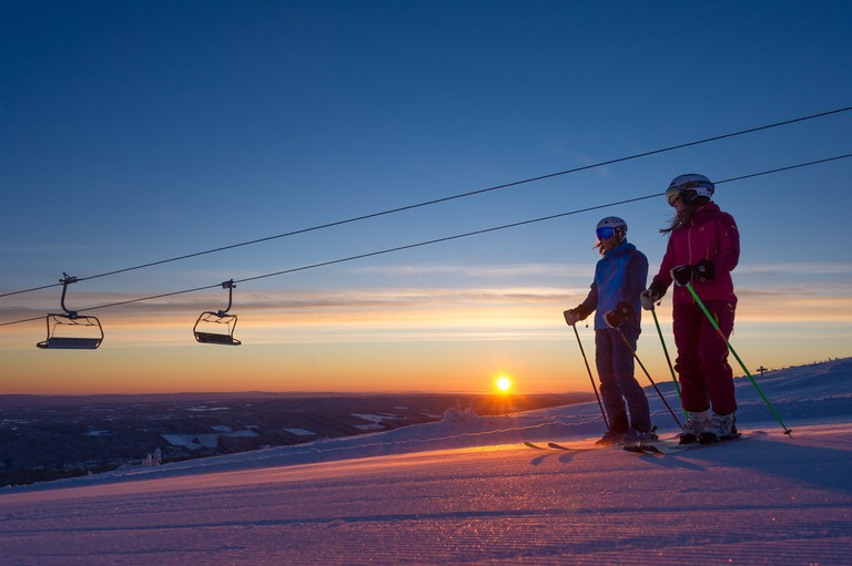 Hit the slopes at Sweden's most popular ski resort, Åre!