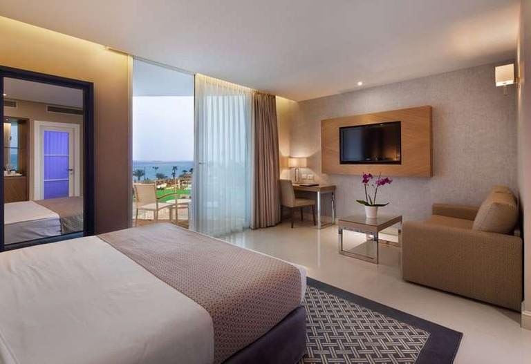 Orchid Reef Hotel, Eilat, Israel.