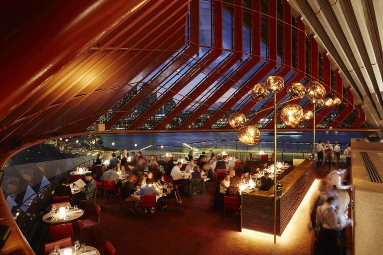Bennelong dining room © Bennelong