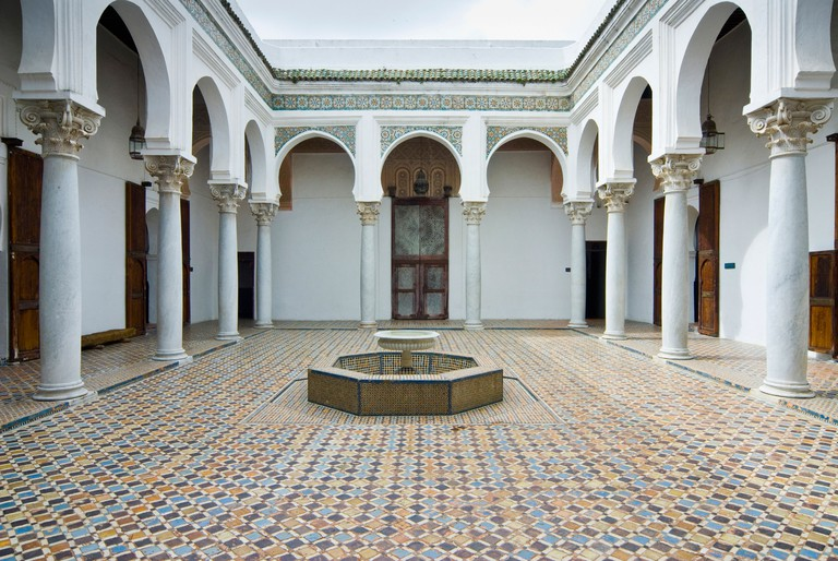 Museum of the Kasbah, Tangier, Morocco, North Africa