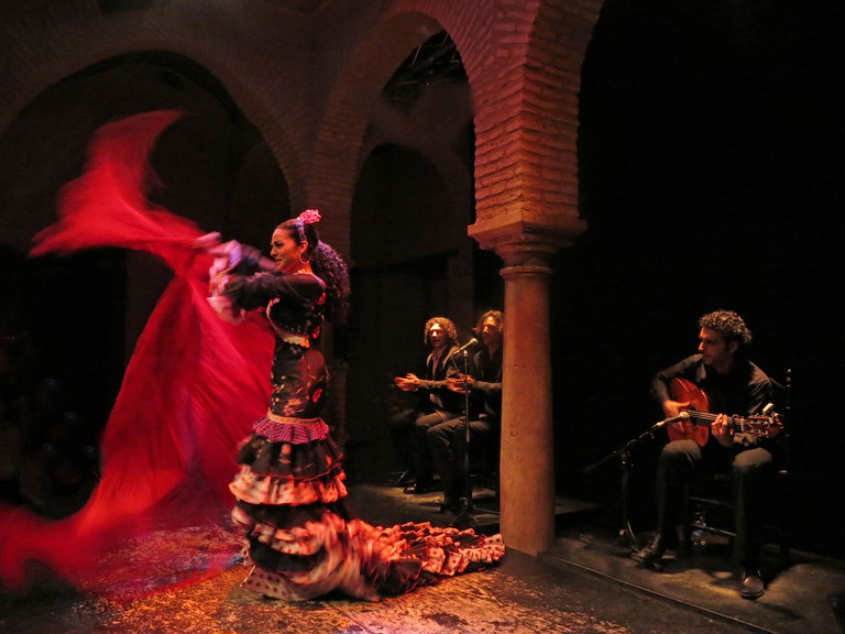 Flamenco is one of Spain's most distinctive art forms