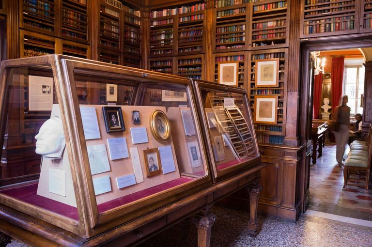 KEATS-SHELLEY MEMORIAL HOUSE, PIAZZA DI SPAGNA, ROME
