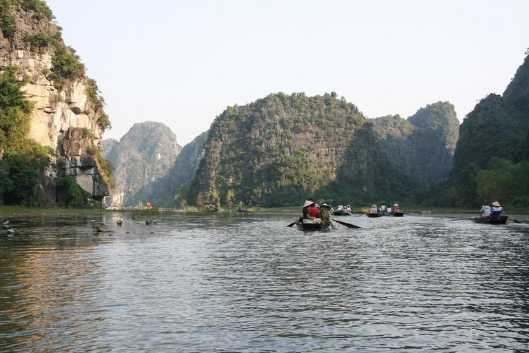 Vietnam Perfume Pagoda river highlights Hanoi