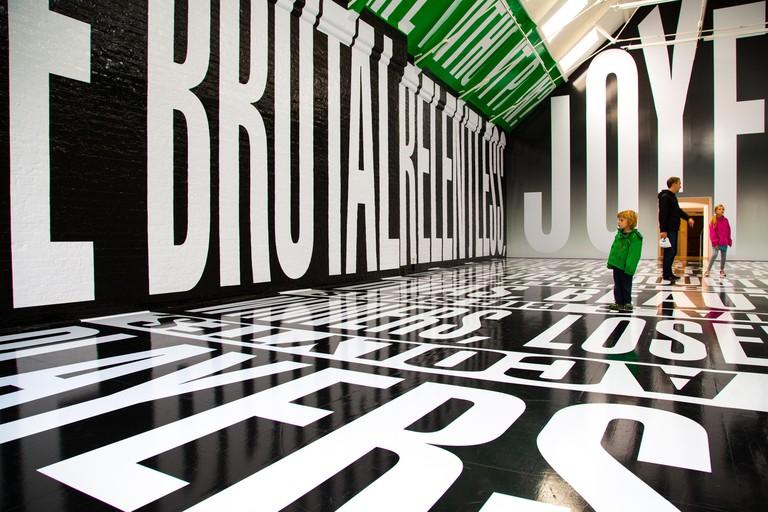 Barbara Kruger Exhibition, Modern Art Oxford