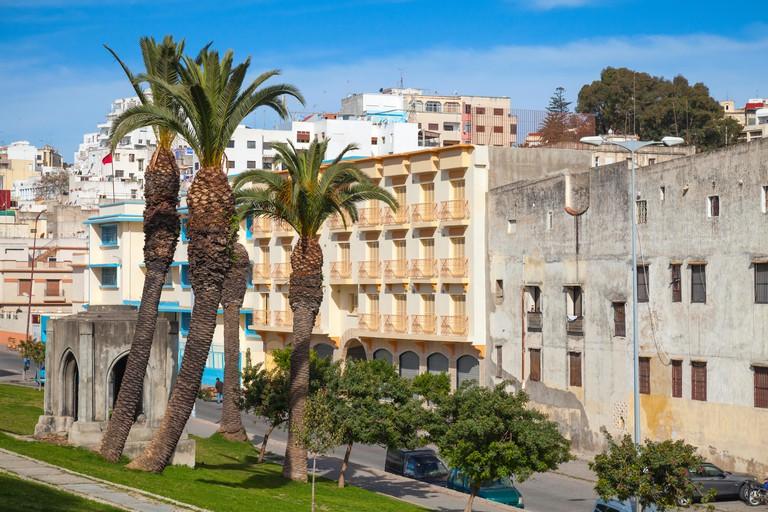 Street view of Jardins de La Mendoubia
