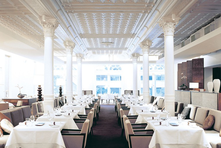 Est. dining room © Merivale