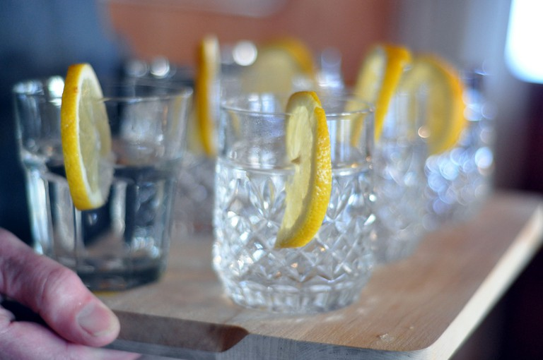 Gin and tonics © cyclonebill / Flickr
