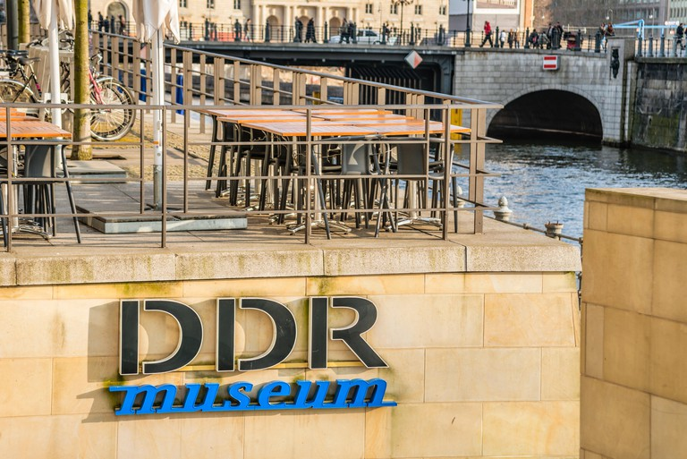 The DDR Museum gives visitors a glimpse into Cold War-era life in East Berlin