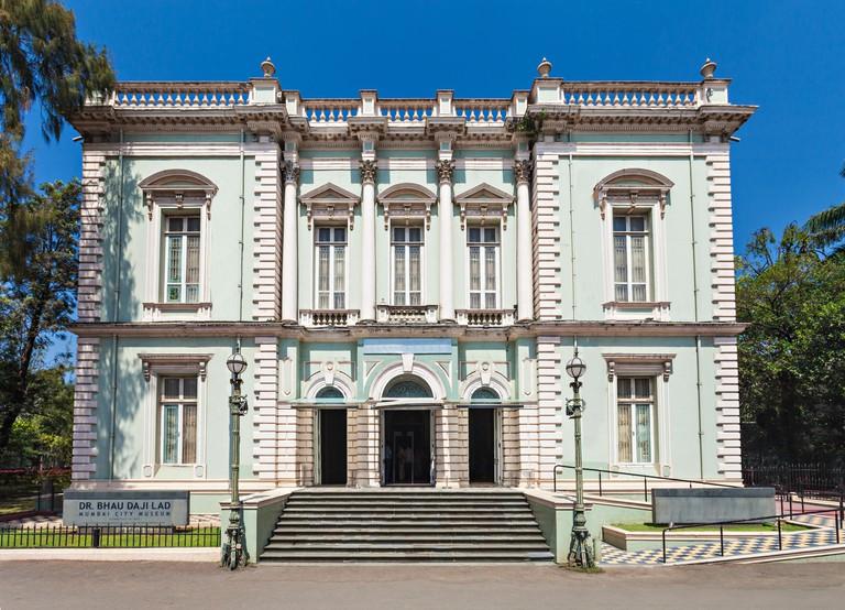 The Dr Bhau Daji Lad Museum is the oldest museum in Mumbai