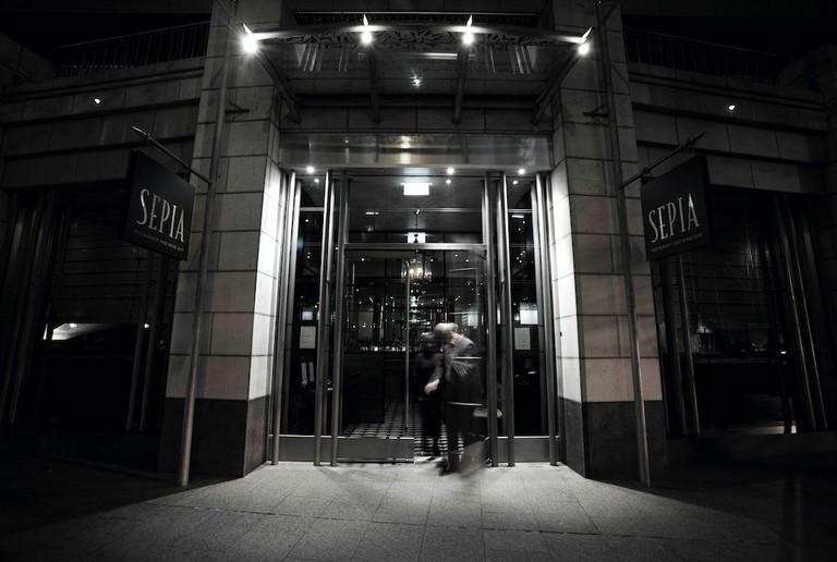 Sepia restaurant exterior © Sepia