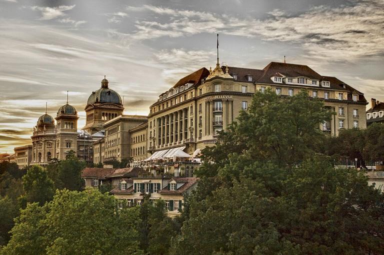 Hotel Bellevue Palace, Bern