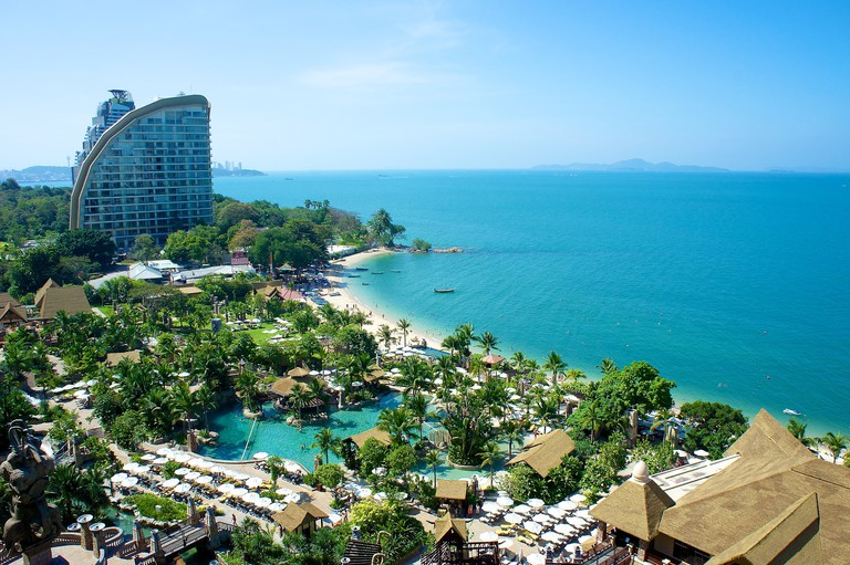 Centara Grand Mirage Pattaya