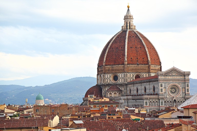 The Duomo is Florence's most recognisable building