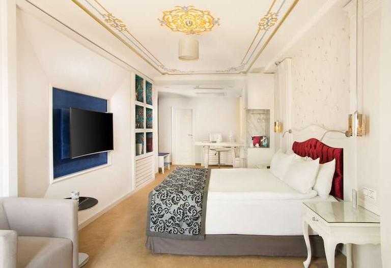 Suite at Hotel Amira Istanbul