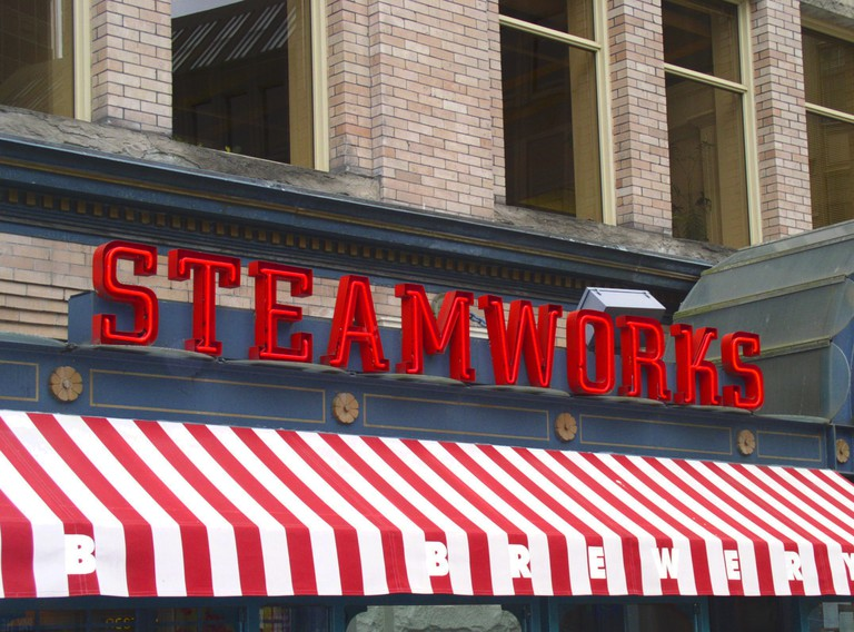 Steamworks Vancouver
