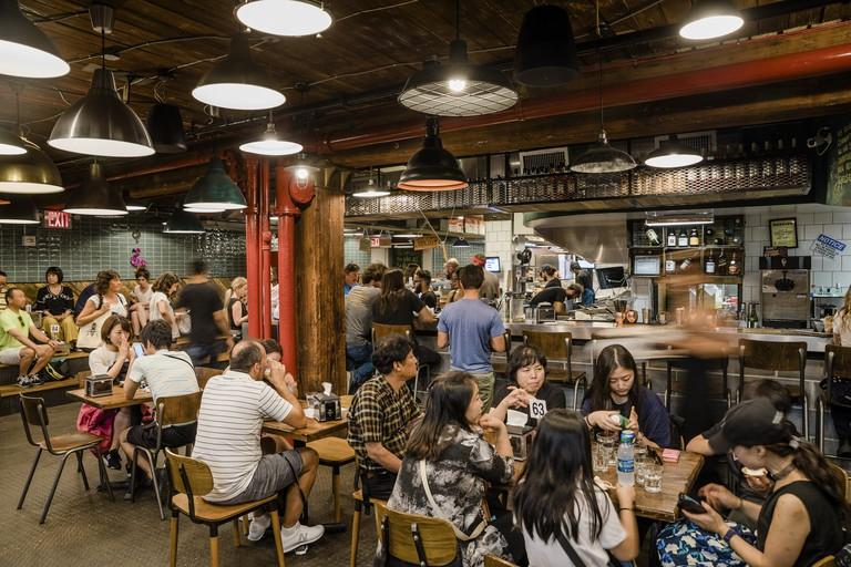 Miznon has eateries in New York, Tel Aviv, Paris, Vienna and Melbourne