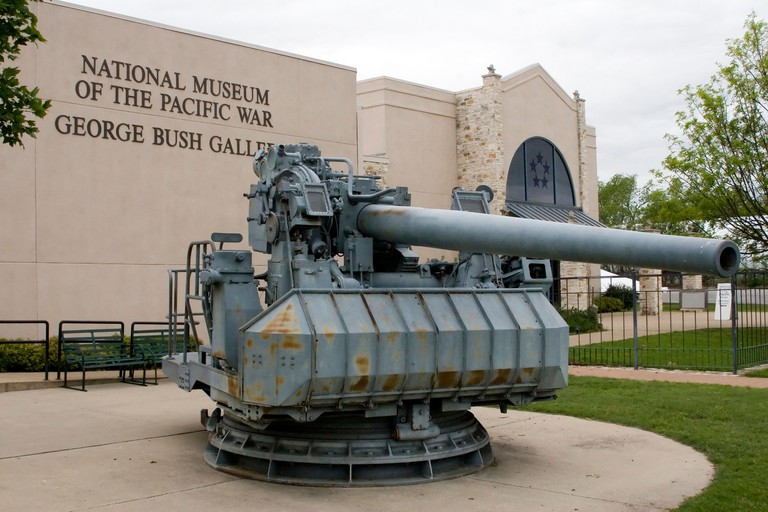 The National Museum of the Pacific War, Fredericksburg, Texas
