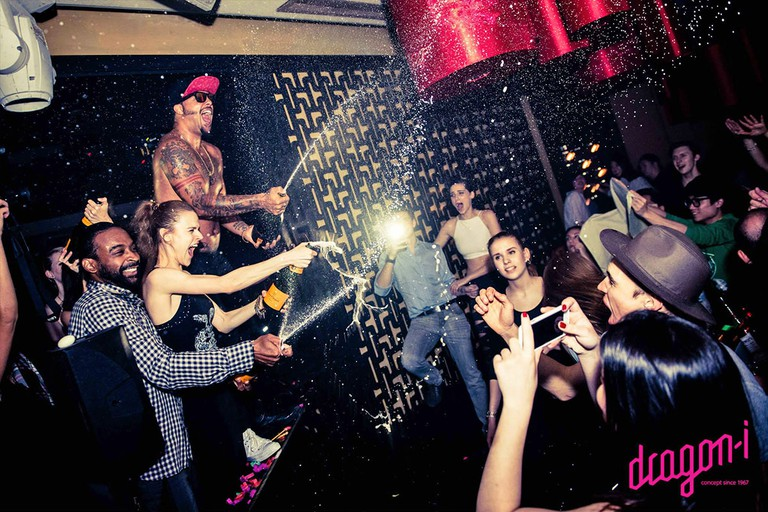 Dragon-i is the club to see and be seen in Hong Kong