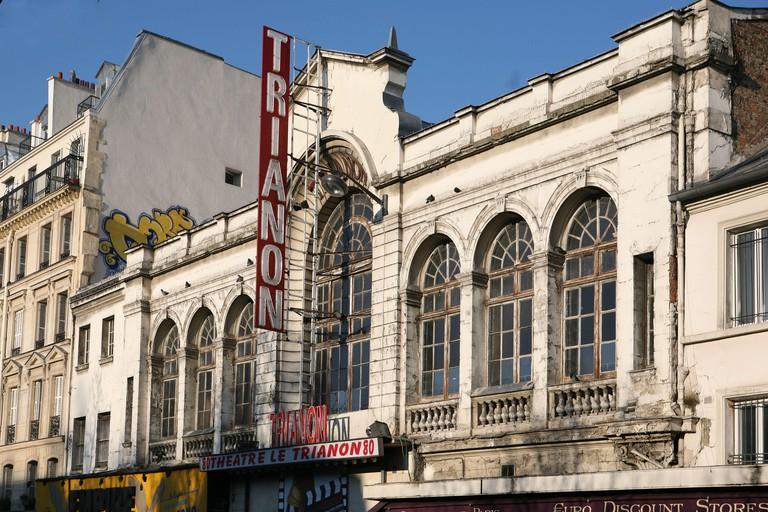 Le Trianon, theatre, Paris.