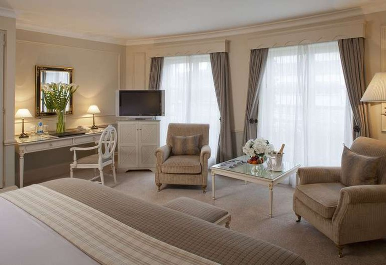 Suite at The Merrion Hotel Dublin